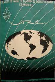 Revista de Radio de la Unión de Radioaficionados Españoles, nº 94/1958