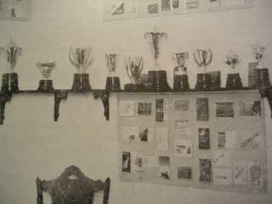 Trofeos Concurso Internacional Costa del Sol. Málaga 1964